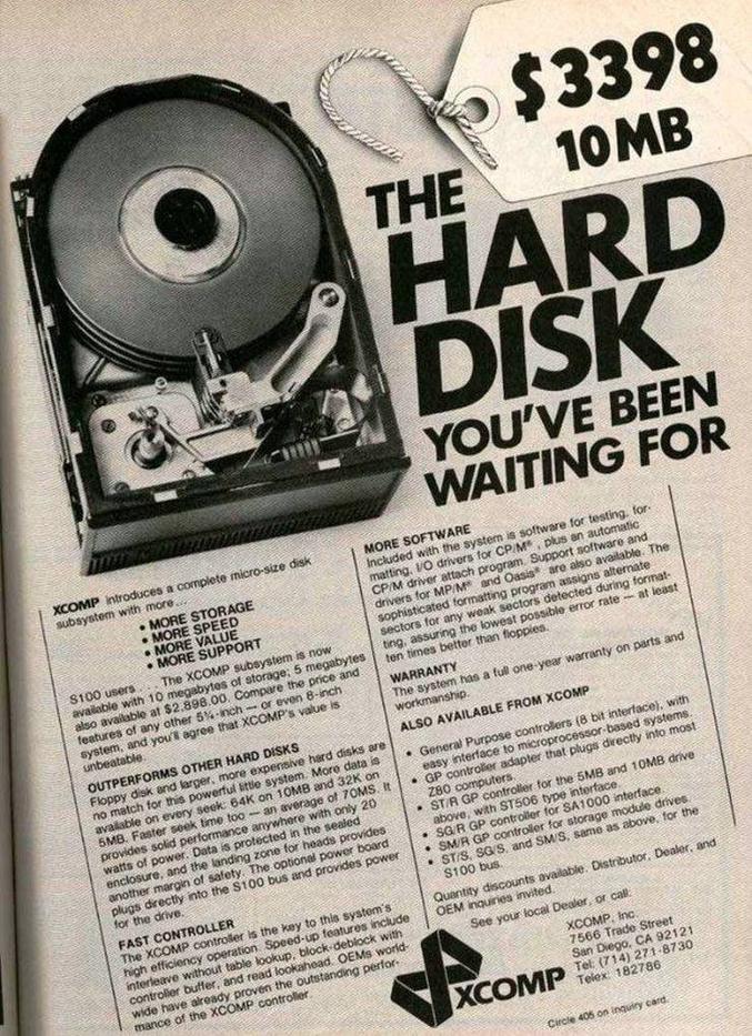 10 Mo d'espace disque pour un prix défiant toute concurrence.