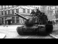 Red Army ISU-152, ISU-122, ISU-122S self-propelled guns