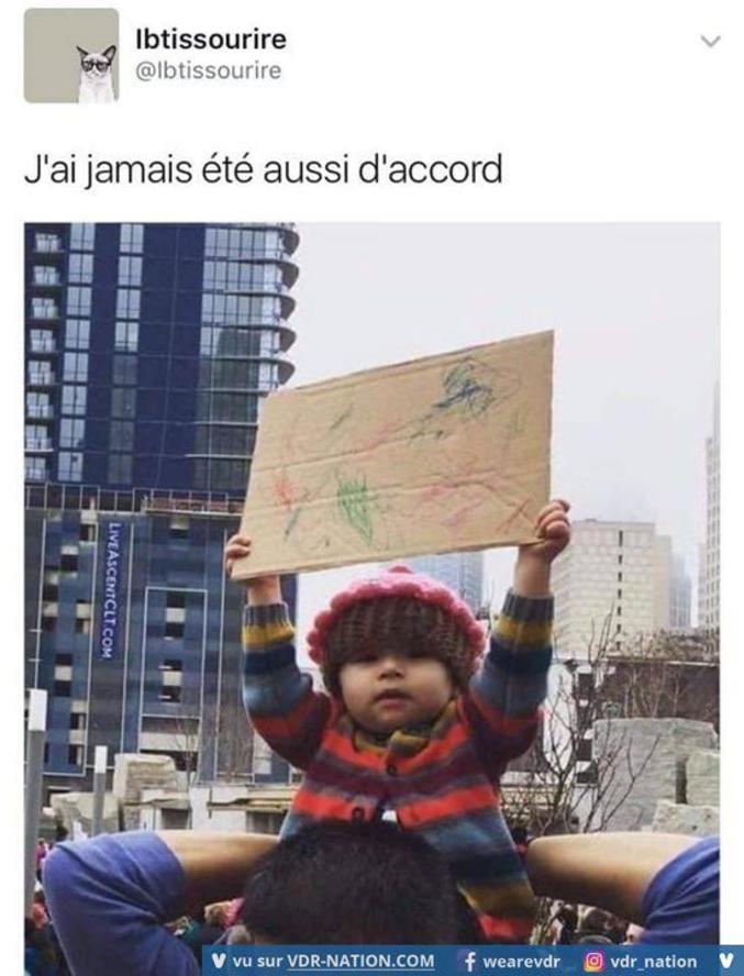 Bravo petite !