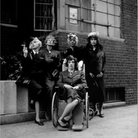 Une photo des Rolling Stones en 1966