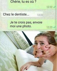 Pendant ce temps, chez le dentiste...  2