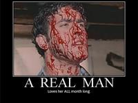 Un véritable homme