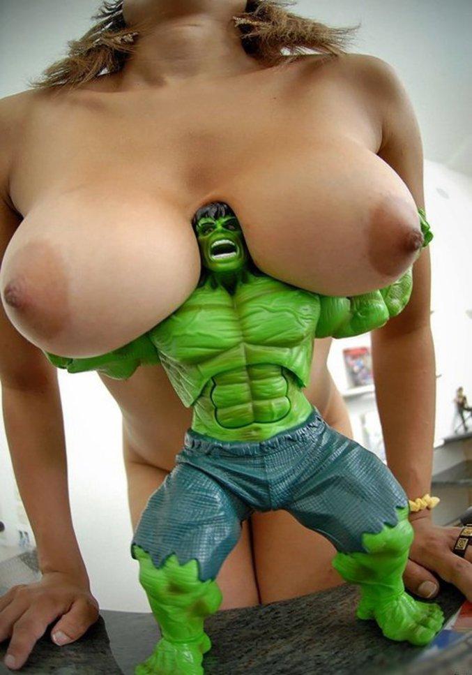 J'en suis vert de jalousie.