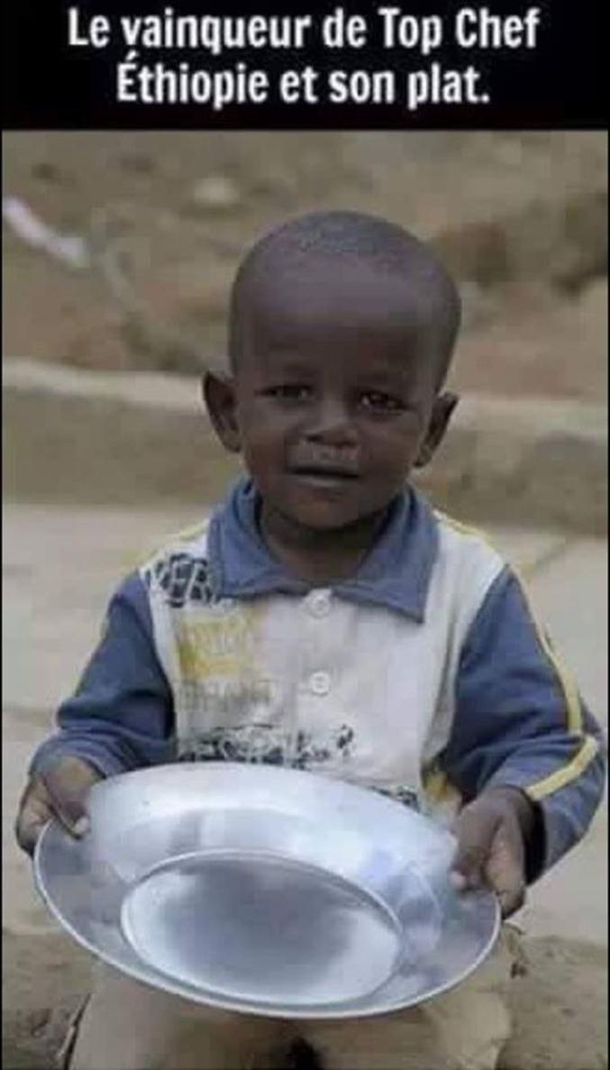 La cuisine éthiopienne peut vous y aider...