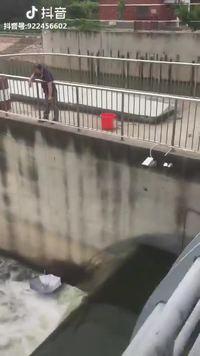 La pêche au parapluie