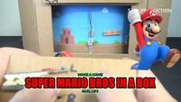 Mario, un jeu en carton