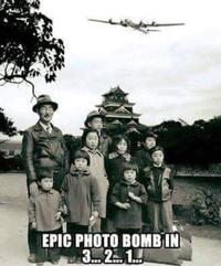 L'origine des photobomb