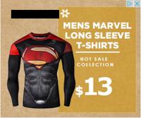 Un T-Shirt pour les vrais fans de Marvel.