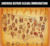 L'Amérique avant l'émigration illégale