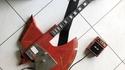 Guitare de metalleux