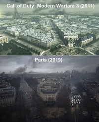 Paris vs Paris