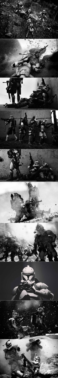 Galactic Warfighters - Matthew Callahan