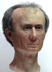 Le visage de Jules César reconstitué en 3D