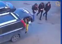 Décharger la voiture