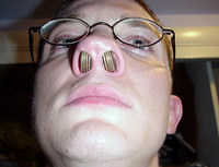 Tirelire nasale