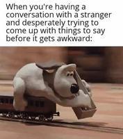 Meubler la conversation