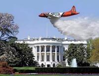 La Maison Blanche étant un cluster, une solution radicale est envisagée...