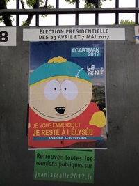 Votez Eric !