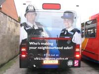 Améliorer l'image de la police