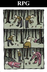 La cueillette aux champignons