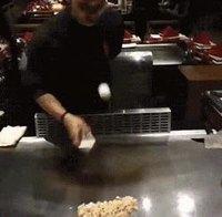 Oeuf au plat à la nippone