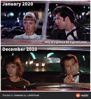 Janvier 2020 vs décembre 2020