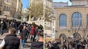 Marseille, hier 20 Mars, vers midi et demi : Marché Noailles (ou de la gare de l'Est)
