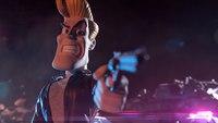 Chuck Steel: Raging balls of steel justice