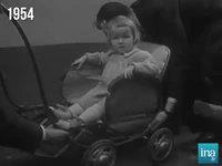 Être piéton à Paris en 1954