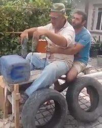 Moto à percussion