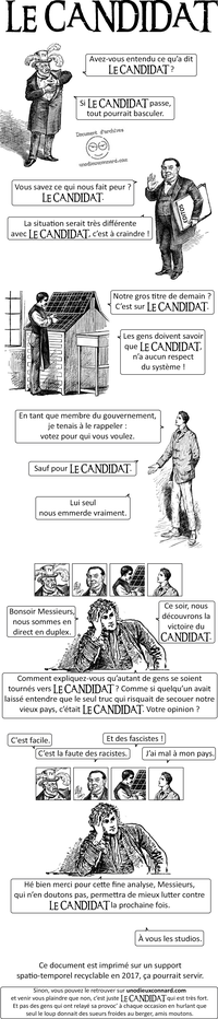Une odieuse analyse