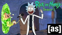 Trailer de la saison 3 de Rick & Morty !