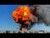 Gas Explosion Novosibirsk, Russia