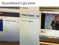 Quand ton prof trikk toute la classe
