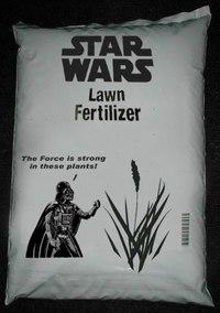 Fertilisant Star Wars