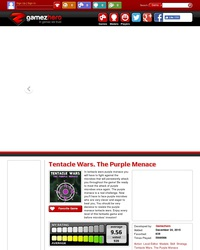 Tentacle Wars. The Purple Menace