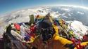 Belle vue au sommet de l'Everest ?