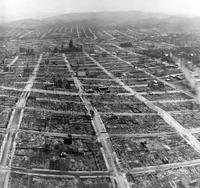 1906 : Après le séisme San Francisco