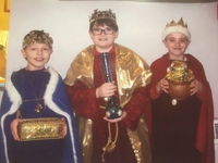 Le cadeau des Rois mages