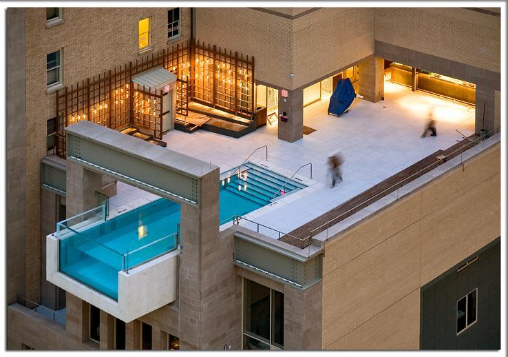 piscine balcon. Black Bedroom Furniture Sets. Home Design Ideas