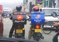 Pizza Hut Vs Domino's Pizza