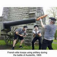 A l'époque, on savait faire la guerre !