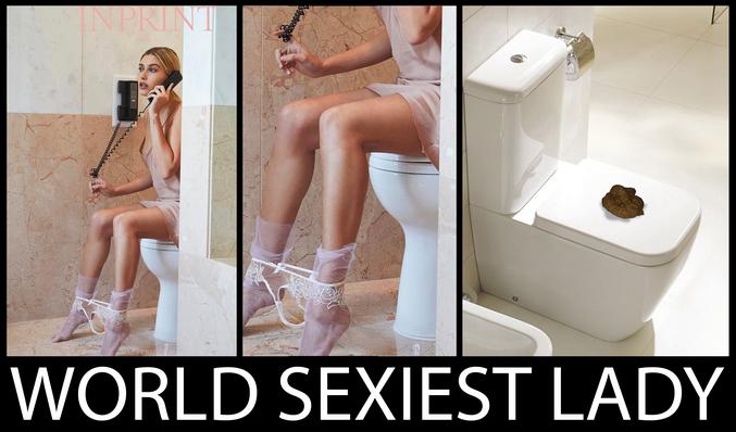 Hailey Baldwin, élue femme la plus sexy du monde
