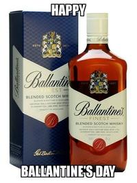 Happy Ballentine's !