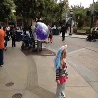 Ballon vole