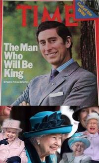 Le futur roi