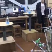 Salon robocon au Japon