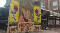 Hommage à Lady Diana