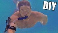 Dispositif pour respirer sous l'eau