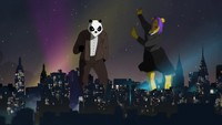 Otis Stacks fait danser un panda avec Little Pretty